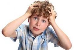 راههای مقابله با استرس در کودکان